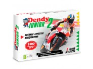 Dendy Junior 2 Classic (300-in-1)+пистолет