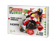 Dendy Junior 2 Classic HDMI (440-in-1)+пистолет