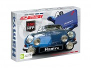 "Sega - Dendy ""Hamy 4"" (350-in-1) Grand Turismo Blue"