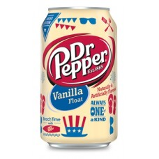 Dr Pepper Vanilla Float (США)