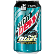 Mountain Dew Baja Blast (США)